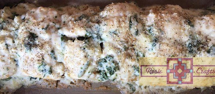 Rosie Crafts Breaded Flounder